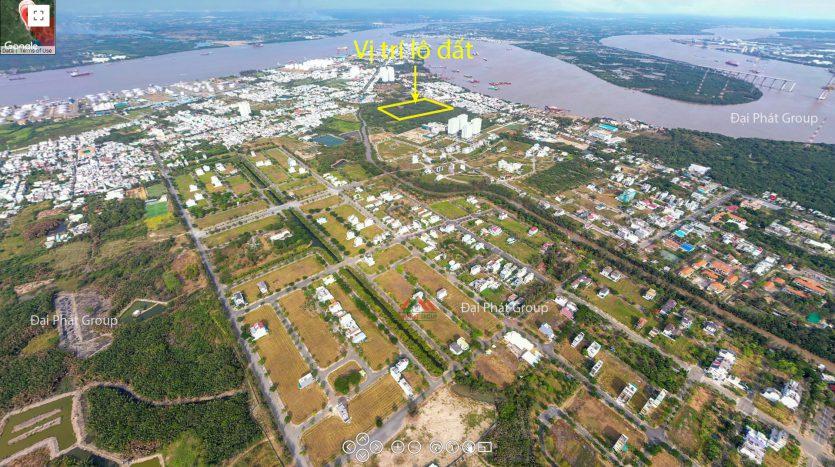 3.5ha đất - Phú Xuân - Nhà Bè