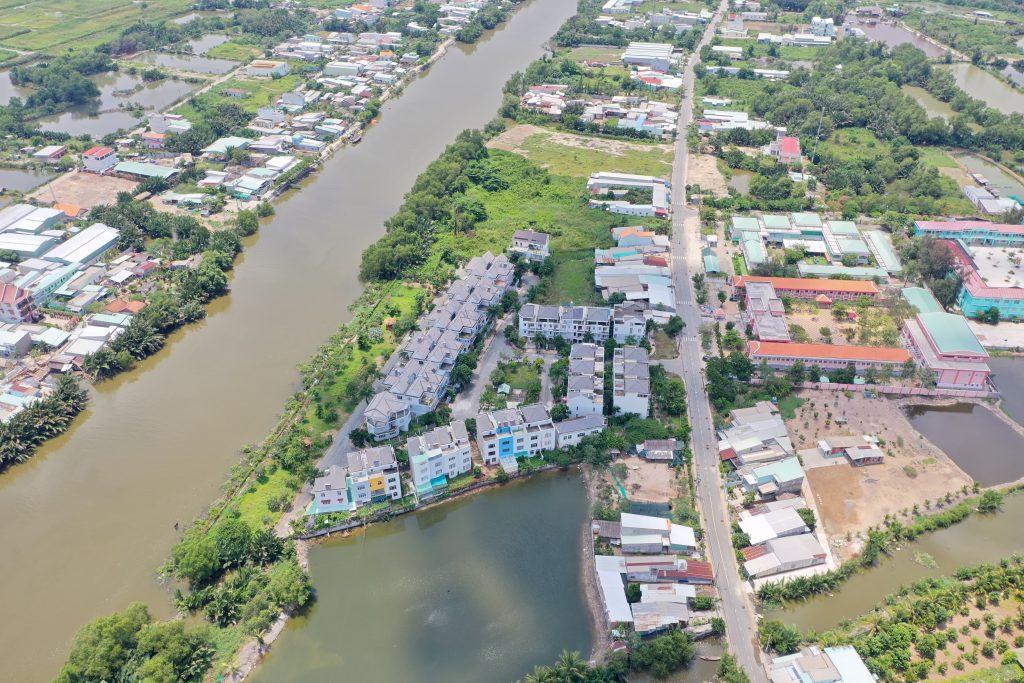 TP.HCM: khẩn trương tham mưu lập ban chỉ đạo xây dựng huyện thành quận