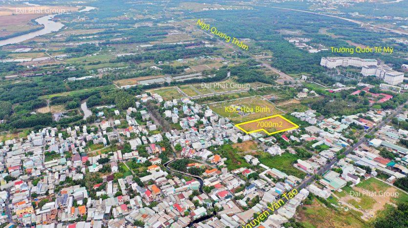 7000m2 mặt tiền hẽm xe tải 274 Nguyễn Văn Tạo – Long Thới – Nhà Bè