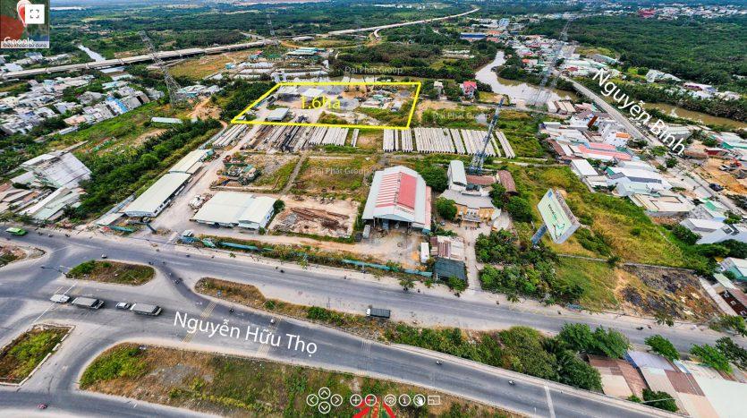1.6ha gần vòng xoay Nguyễn Văn Tạo – Nguyễn Bình