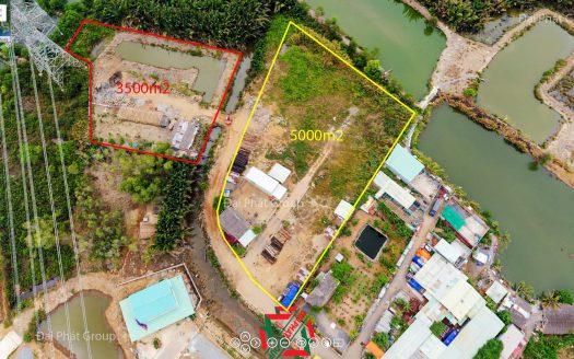 4968m2 đường 12m hẽm Nguyễn Bình – Nhơn Đức – Nhà Bè