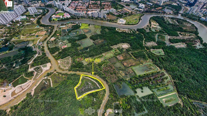 9200m2 đất nông nghiệp giáp rạch lớn- Phước Kiển - Nhà Bè
