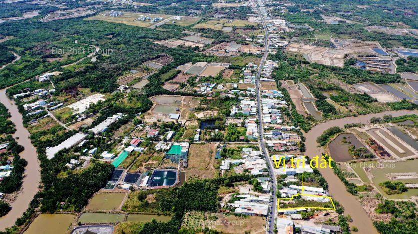 2110m2 mặt tiền Nguyễn Văn Tạo - Hiệp Phước - Nhà Bè