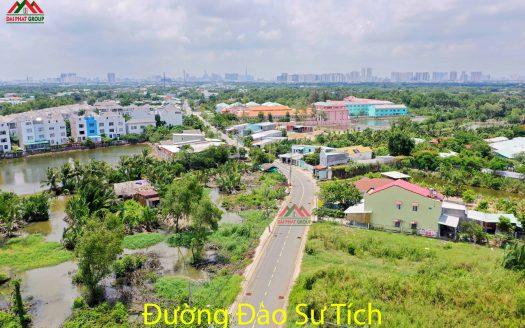 6200m2 mặt tiền đường Đào Sư Tích - Phước Lộc - Nhà Bè