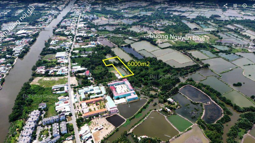 6000m2 đất nông nghiệp - Phước Lộc - Nhà Bè