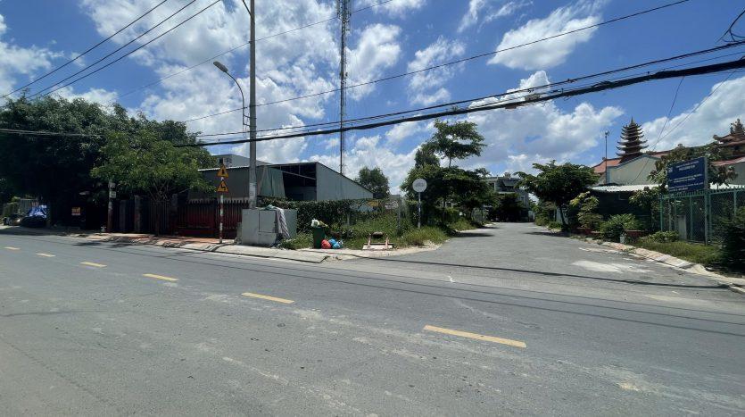 Nhà mặt tiền đường Nguyễn Bình - Nhơn Đức - Nhà Bè