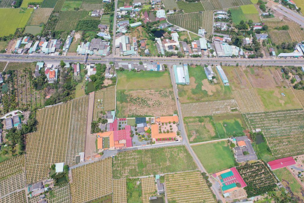 Đất trong quy hoạch vẫn được cấp phép xây dựng ?