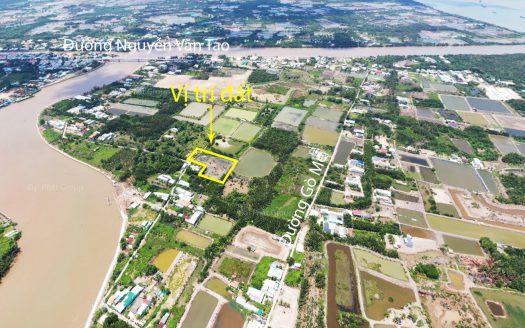 5451.6m2 đất nông nghiệp, Hiệp Phước, Nhà Bè