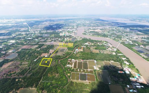 5404m2 đất nông nghiệp Hiệp Phước, Nhà Bè.