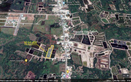 6200m2 đất Hiệp Phước, Nhà bè, Hồ Chí Minh