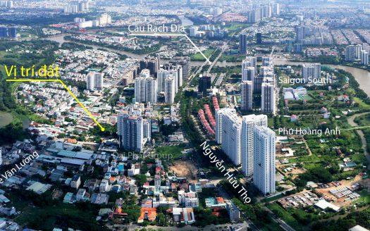 Dự án xây chung cư cao tầng, Phước Kiển, Nhà Bè.
