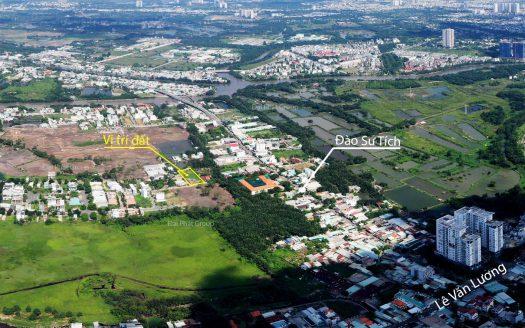 2392m2 đất giáo dục, Phước Kiển, Nhà Bè.