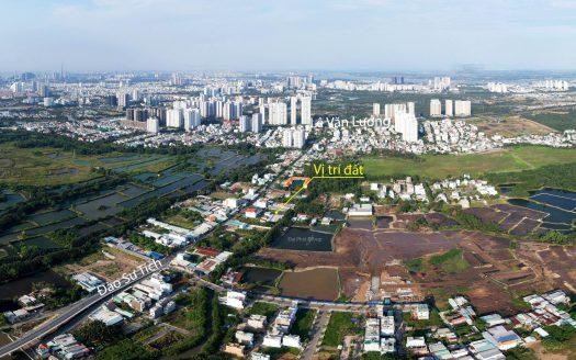 2408m2 đất mặt tiền Đào Sư Tích, Phước Kiển, Nhà Bè.