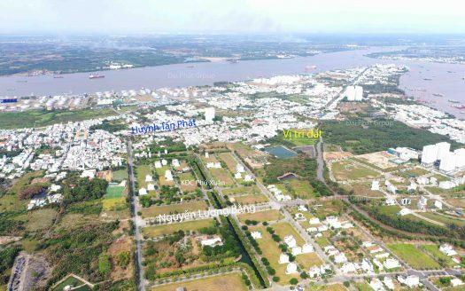 3022m2 đất nông nghiệp, Phú Xuân, Nhà Bè
