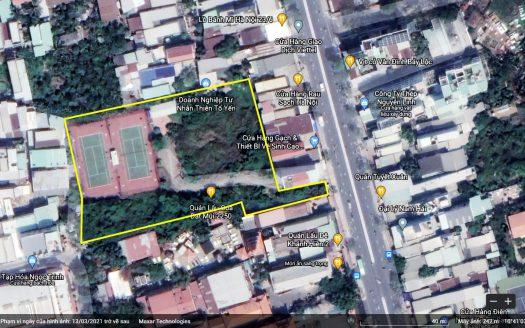 5000m2 mặt tiền Huỳnh Tấn Phát, Phú Xuân, Nhà Bè