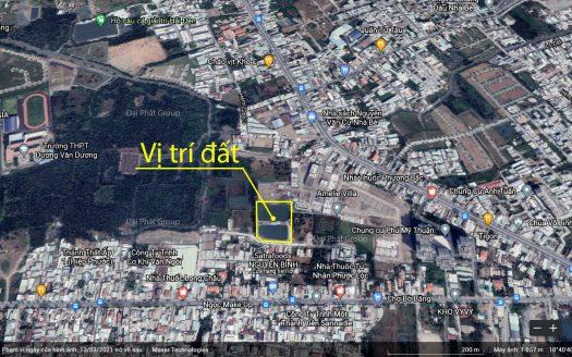 9000m2 hẽm 6m, đường Nguyễn Bình, Phú Xuân, Nhà Bè