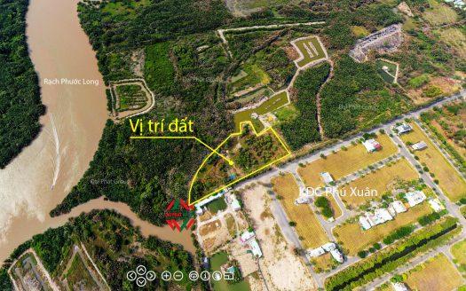 11.700m2 đất nông nghiệp, Phú Xuân, Nhà Bè.
