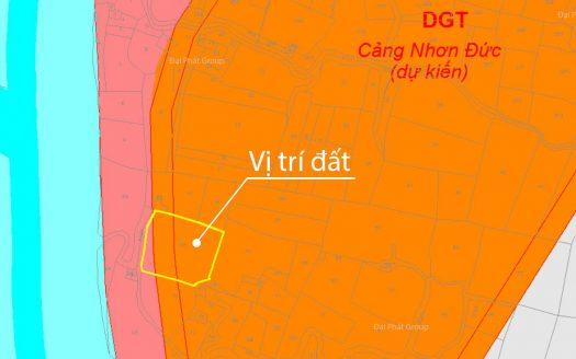 8717m2 đất nông nghiệp, Nhơn Đức, Nhà Bè